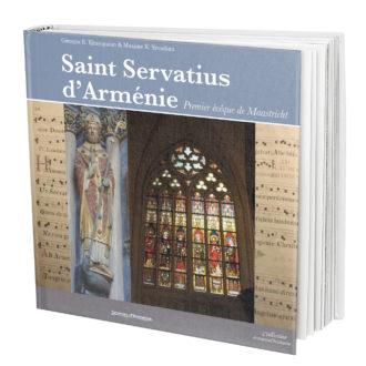 Saint Servatius d'Arménie, premier évêque de Maastricht
